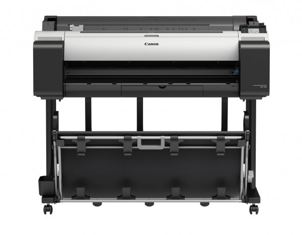 Canon Ipftm-305 36 5 Colour Graphics Large Format Printer With Stand (BDL_TM305_IND)