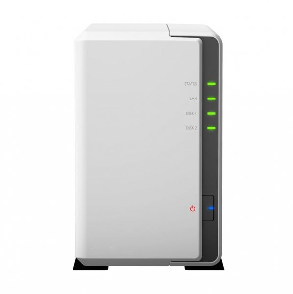 Synology Diskstation 2-bay 3.5