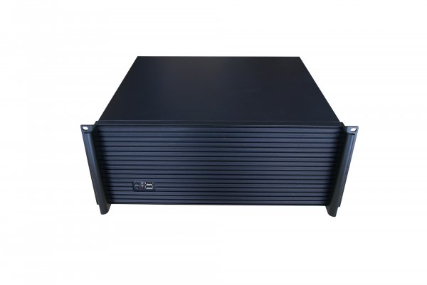 Tgc Rack Mountable Server Chassis 4u 390mm Depth 5x Int 3.5