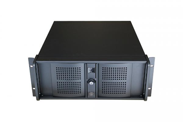 Tgc Rack Mountable Server Chassis 4u 480mm Depth 3x Ext 5.25