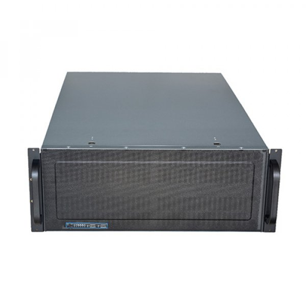 Tgc Rack Mountable Server Chassis 4u 650mm Depth 15x 3.5