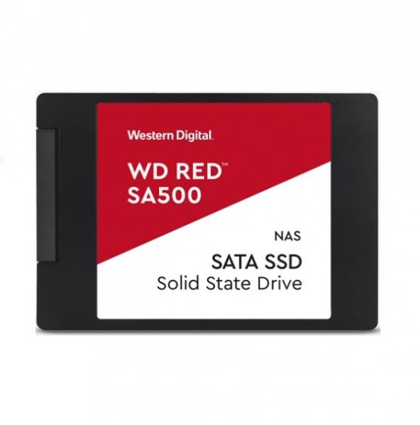 Western Digital Red 1tb Sa500 2.5