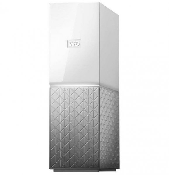 Western Digital Elements 6tb My Cloud Home Desktop External Hard Drive - Black (WDBVXC0060HWT-SESN)