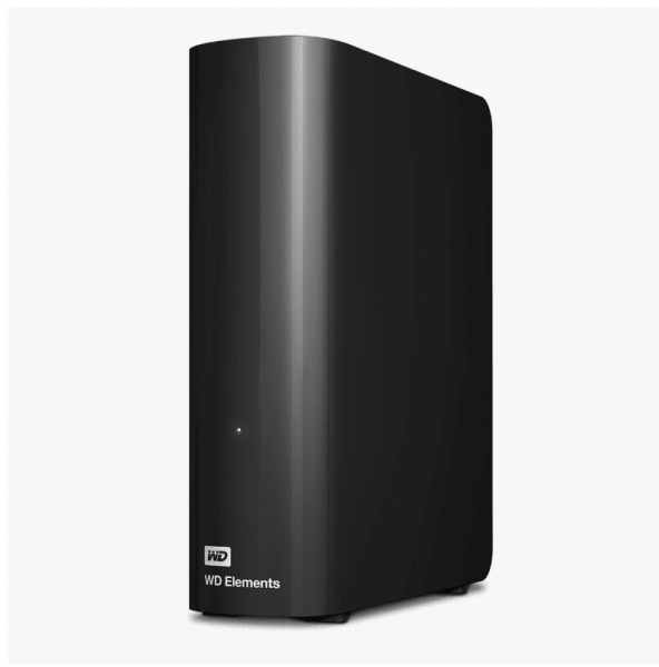 Western Digital Elements Desktop 8tb Usb 3.0 3.5