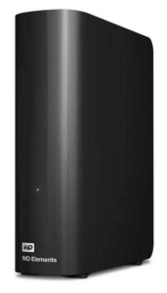 Western Digital Elements Desktop 6tb Usb 3.0 3.5