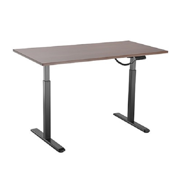 Brateck 2-stage Single Motor Electric Sit-stand Desk Frame With Button Co (S03-22D)
