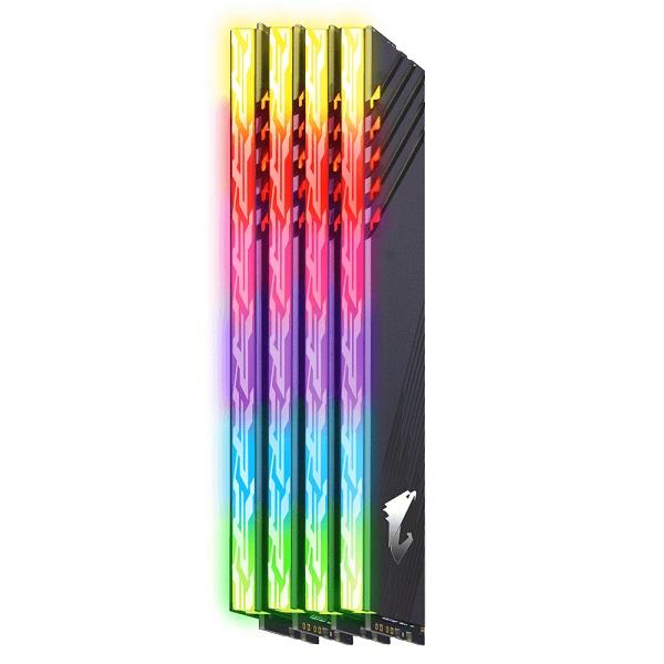 Gigabyte Aorus Rgb Memory 16gb (2x8gb) Ddr4 3200mhz 1.2v 16-18-18-38 Dual  (GP-ARS16G32D)