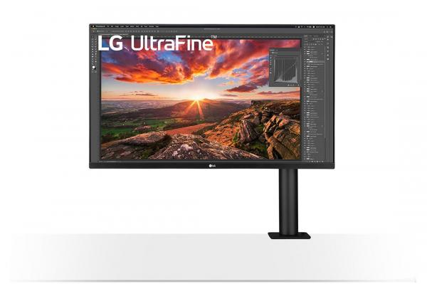Lg 32 Ultrafine Display Ergo 4k Hdr10 Freesync Monitor Vesa 100x100 (32UN880-B)