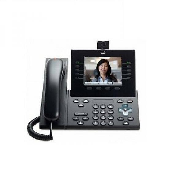 Cisco Unified Ip Phone 9951 Charcoal Standard Handset (CP-9951-C-K9=)