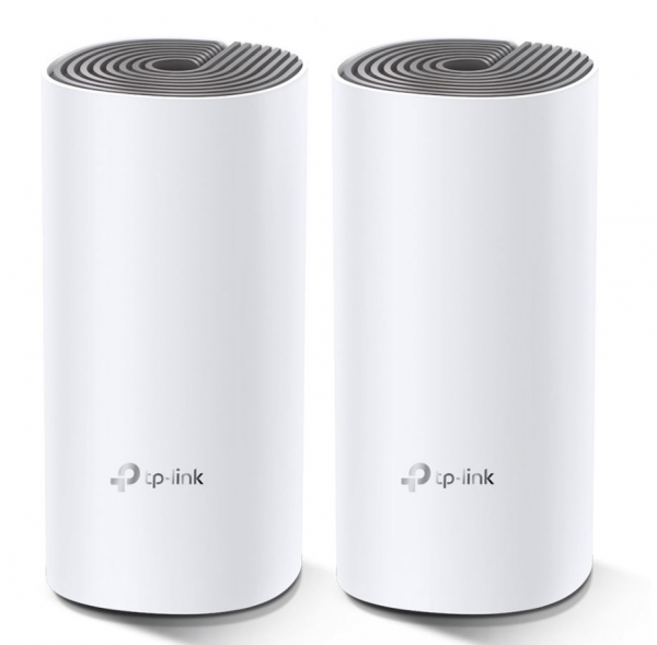 Tp-link Ac1200 Whole Home Mesh Wifi System (Deco E4(2-pack))
