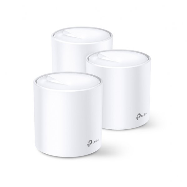 Tp-link Ax1800 Whole Home Mesh Wi-fi System (Deco X20(3-pack))