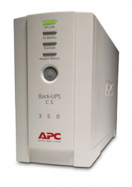 Apc Back-ups Cs 350va Tower 210w (BK350EI)
