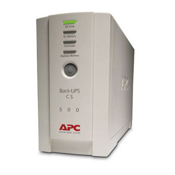 Apc Back-ups Cs 500va 300wattsusbhot Swap Battery (BK500EI)