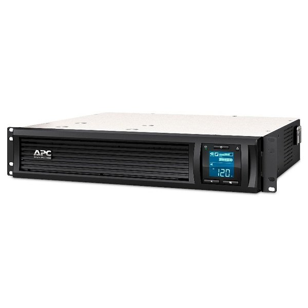 Apc Smart-ups C 1000va Lcd Rack Mount 2u 230v With Smartconnect (SMC1000I-2UC)