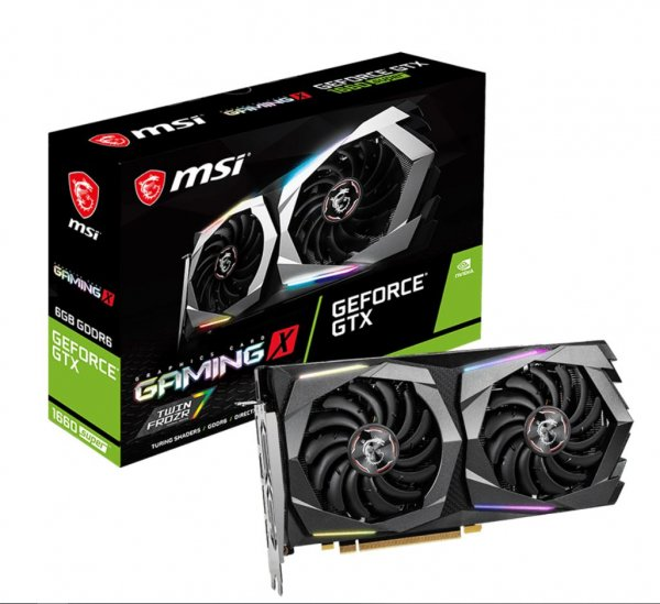 Msi Nvidia Geforce Gtx 1660 Super Gaming X 6gb Gddr6 7680 X4320 3xdp1 (GeForce GTX 1660 SUPER GAMING X)