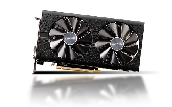 Sapphire Amd Radeon Pulse Rx 580 8gb Gaming Video Card - Gddr5 2xdp/2xhdmi (11265-05-20G)