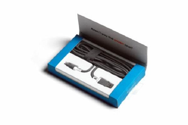 STM Cable USB-A to Lightning (1m) (STM-931-210Z-01)