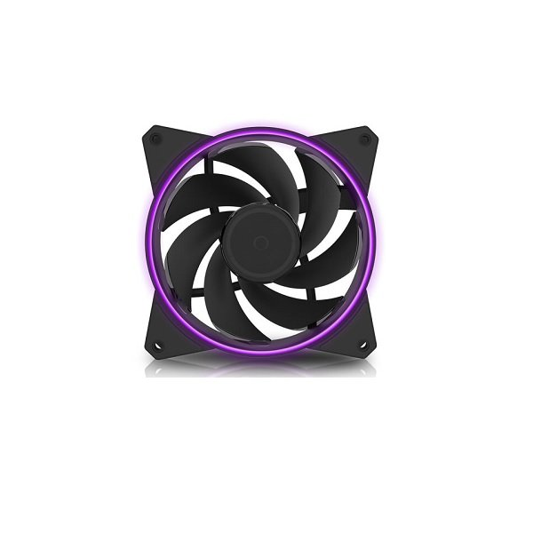 Cooler Master 120mm Masterfan Mf122r Rgb 2000rpm Fan CM-CF-R4-122R-20PC-R1