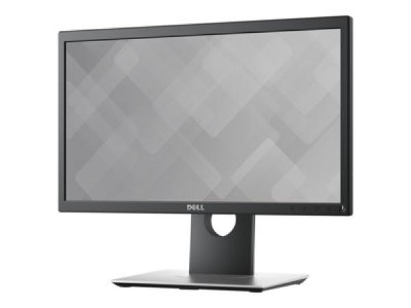 Dell P-series 20 (16 9) Wled1600x900 5ms Vga Dp Hmdi Usb H/aj 3yr P2018HE