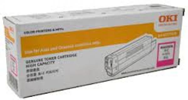 OKI Magenta Toner For C532dn/mc573dn 6k 46490610