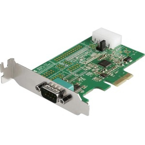 Startech 1 Port Serial Adapter RS232 Pcie PEX1S953LP