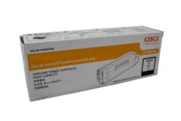 OKI  Black Toner For C612 8k ( 46507512