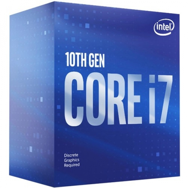 Intel Core I7-10700f 2.9ghz Processor LGA1200 BX8070110700F