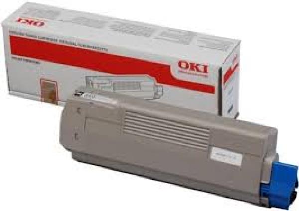 OKI Yellow Toner For C712n 11.5k (46507609)