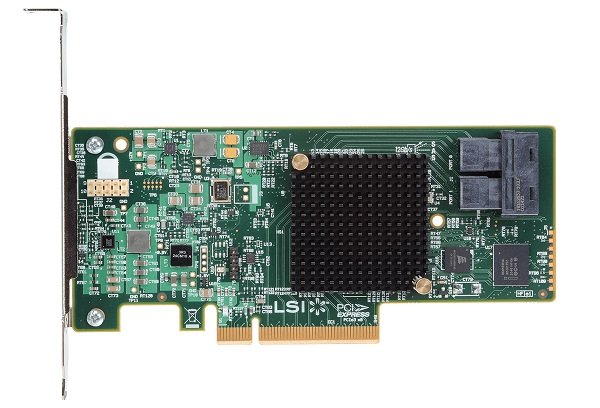 Intel Entry Raid Controller Pcie 8x Internal Ports Sf8643 RS3UC080