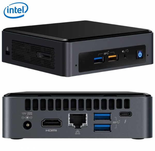 Intel Nuc Mini Pc I5-8259u 3.8ghz Processor 2xddr4 Sodimm BOXNUC8I5BEK
