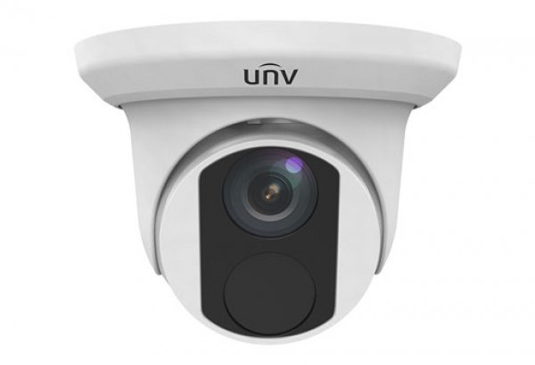 Uniview 8mp Outdoor Turret Ip Security Camera IPC3618SR3DPF28M