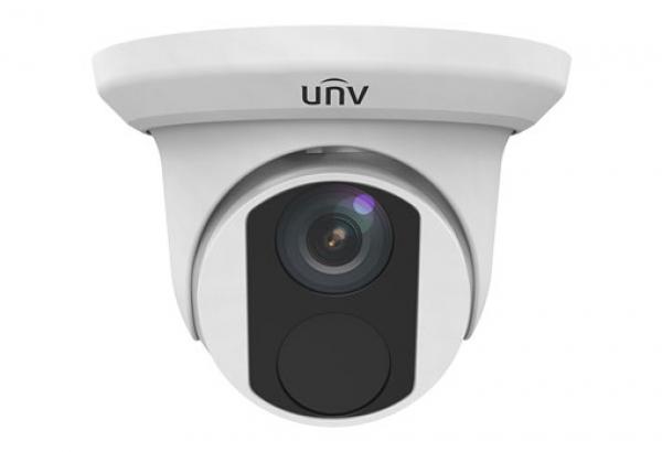 Uniview 8mp Outdoor Turret Ip Security Camera IPC3618SR3DPF28M