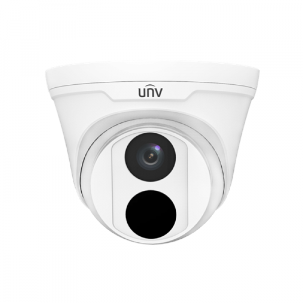 Uniview 8mp Outdoor Turret Ip Security Camera IPC3618SR3DPF40M