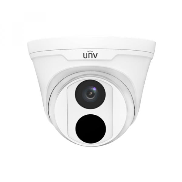 Uniview 8mp Outdoor Turret Ip Security Camera IPC3618SR3DPF40M