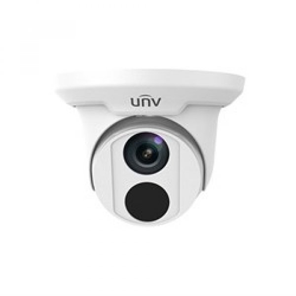 Uniview 6mp Outdoor Turret Ip Security Camera IPC3616LR3-DPF28M