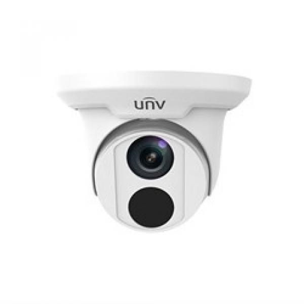 Uniview 6mp Outdoor Turret Ip Security Camera IPC3616LR3-DPF28M