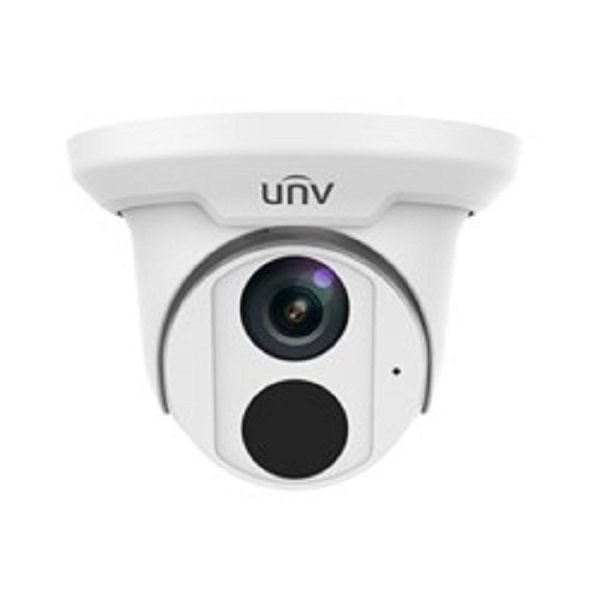 Uniview 5mp Outdoor Turret Ip Security Camera Starlight IPC3615ER3-ADUPF40M
