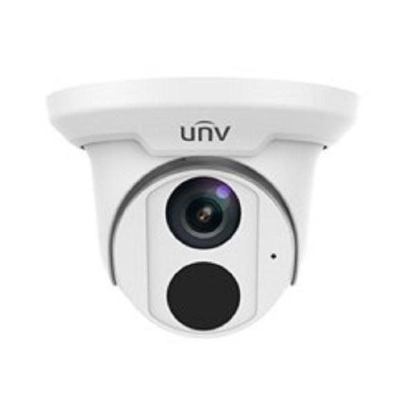 Uniview 5mp Outdoor Turret Ip Security Camera Starlight IPC3615ER3-ADUPF40M