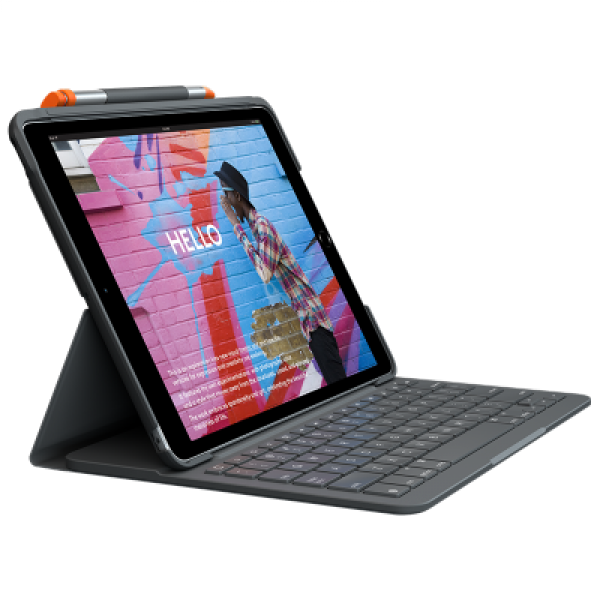 Logitech Slim Folio For Ipad 7th Generation 920-009469
