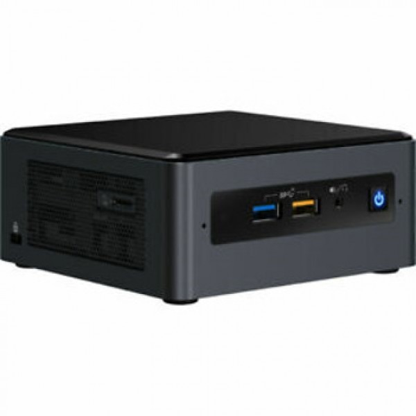 Intel Nuc Mini Pc I5-8265 U 8gb Ddr3 1tb Hdd 16gb Optane Radeon Win 10  BXNUC8I5INHJA4