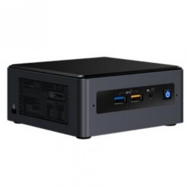 Intel Mini Nuc Pc I3-8109u 4gb(1/2) 256gb M.2 Ssd 2.5