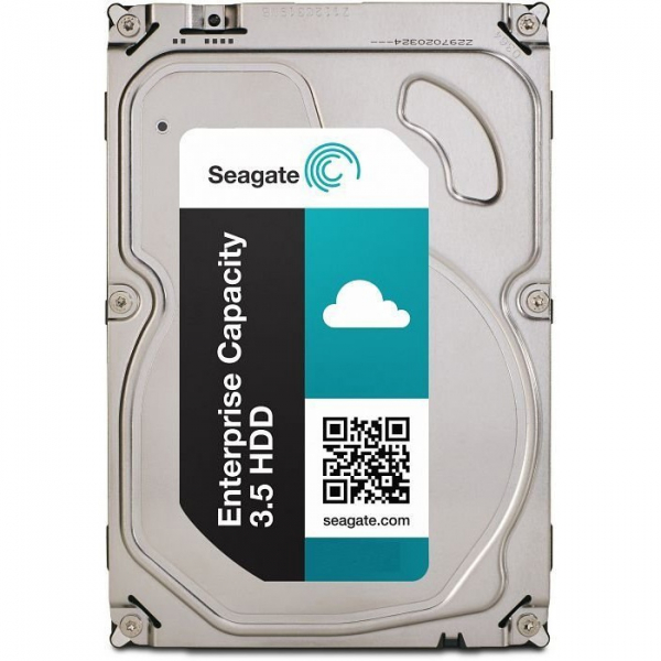 Seagate 4tb 3.5in Sas 12gbs Hdd ST4000NM00034