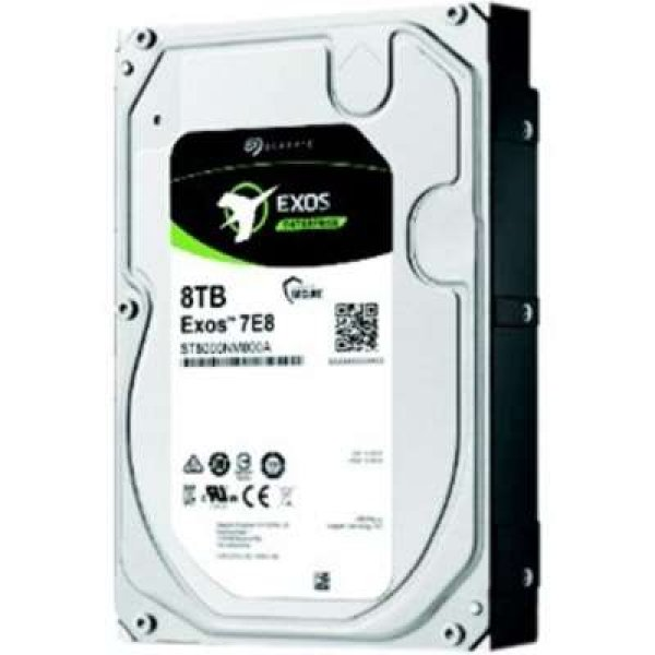 Seagate 8tb 3.5in Sas Exos 7e8 Enterprise ST8000NM001A