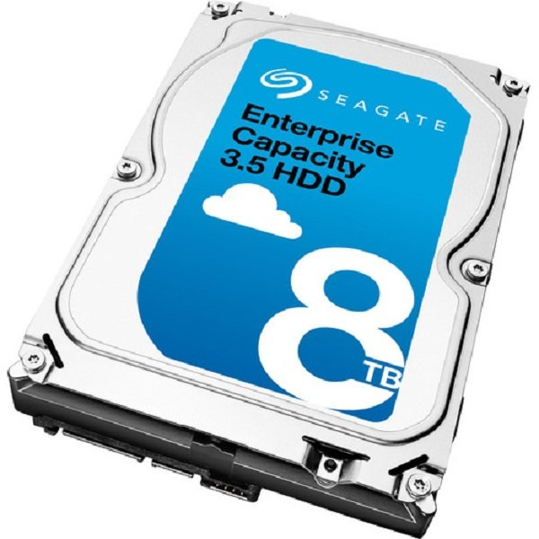 Seagate 8tb 3.5in Sas Exos Enterprise ST8000NM0065
