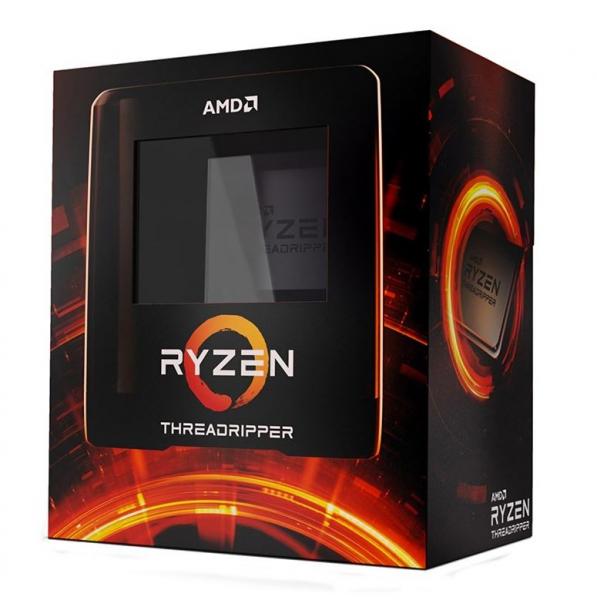 Amd Ryzenthreadripper 3990x 64-core/128threads Unlocked Max Speed 4.3 100-100000163WOF