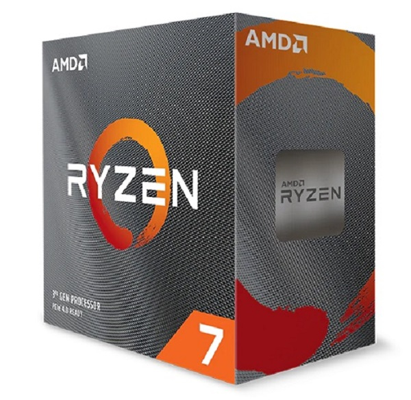 Amd Ryzen7 3800xt 3.9Ghz base 8 core 16 thread CPU 100-100000279WOF