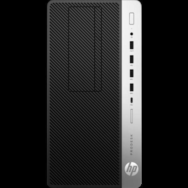 Hp 600 Prodesk G5 Mt I5-9500 8gb 512gb Ssd W10p64 3-3-3 8MM17PA