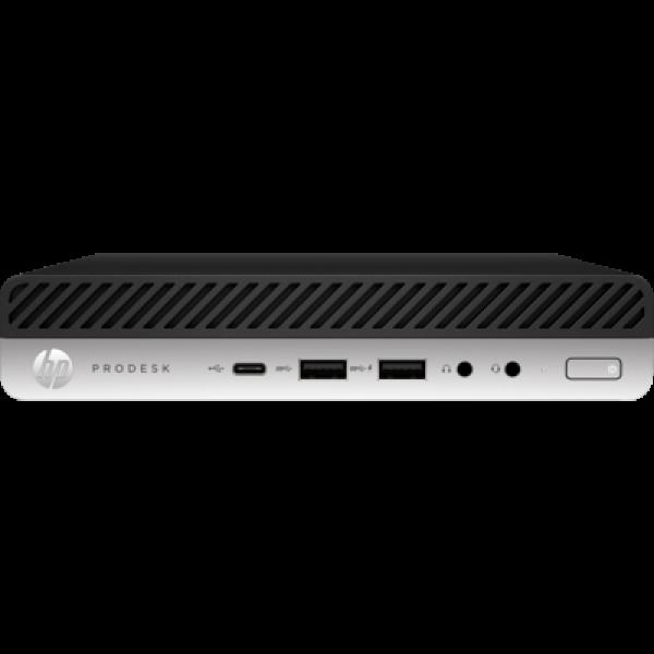 Hp 600 Prodesk G5 Dm I5-9500t 8gb 1tb Wlan W10p64 3-3-3 7ZC34PA