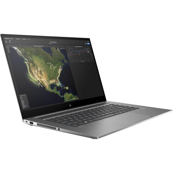 Hp Zbook Studio G7 I7-10750h 16gb 512gb Ssd T1000-4gb 15