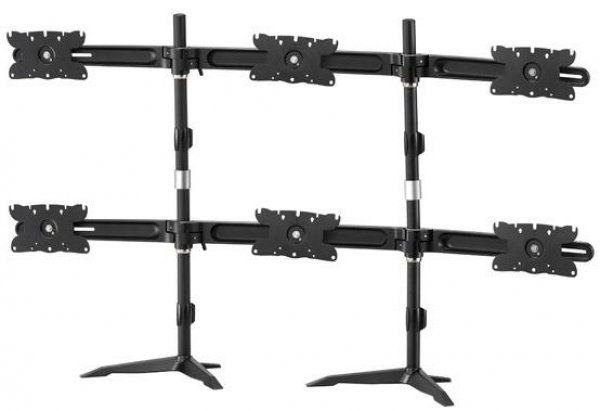 Aavara 6 Monitor Stand (up To 32inch) AV-DS610